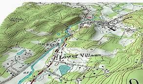Topographic Map Wikipedia