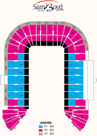 Sam Boyd Stadium Virtual Seating Chart Unlvtickets