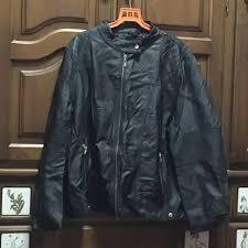 brand new donna claire plus size 26 faux leather biker jacket women s fashion clothes outerwear on carou