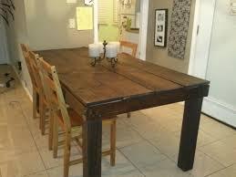 Rustic Table - 4x4 legs