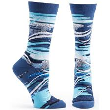 Ozone Design Ozone Design Inc Womens Four Elements Sock Air