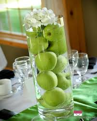 ... Fanciful Apple Centerpieces Centerpiece We Made Them All Favorite Purdy  Wedding ...