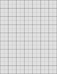 Graph Paper Sample 24 square per inch Graph Paper for Photographic Applications 1
