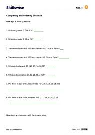 Grade Ordering Fractions Worksheet 4th Grade Picture - All About ...