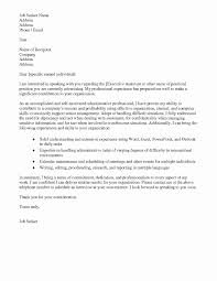 Resume Cover Letter For Administrative Assistant Position Sugarflesh