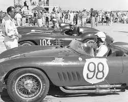 sport car racing in the 1950s