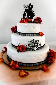 Harley Davidson Cake Decorations Harley Davidson Wedding Cake Cakecentralcom