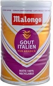 <b>Malongo Gout</b> Italien <b>молотый</b> 250 г. Купить в Киеве, в Украине ...
