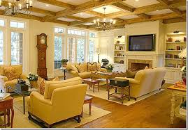 traditional living room ideas with fireplace and tv. Traditional Decorating Ideas For Living Room With Fireplace And TV On Opposite Walls Tv O