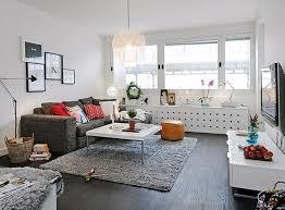 Decorating Apartment Model