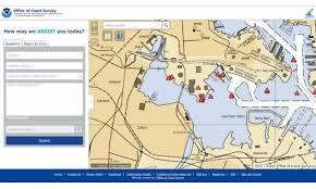 Noaa Simplifies Nautical Chart Error Reporting