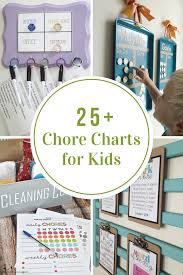 Wipe Off Chore Chart Chore Charts For Kids The Idea Room