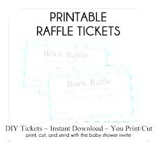 Template For Raffle Tickets To Print Free Templates For Tickets Free Raffle Ticket Templates Templates Tickets