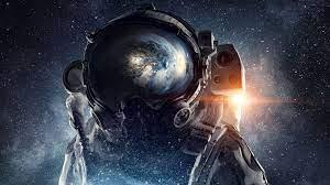 Astronaut Galaxy Space Stars Digital ...