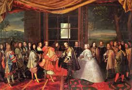 Hochzeit Von Ludwig Xiv Mit Maria Theresia Von Spanien 1661 Die