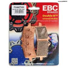 Motorcycle Brake Pad Cross Reference Chart Fa447hh Sintered Front Ebc Brake Pads For Suzuki