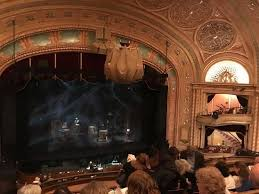 Inside The Theater Watching Phantom Of The Opera