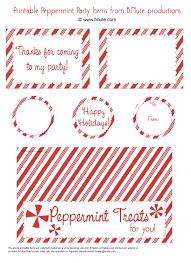 holiday party printable peppermint party invitations and ideas peppermint party printables by b nute productions