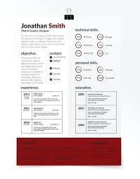 Pretty Resume Template Magnificent Best Cool Creative Images On Resume Templates Free Online