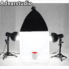 small studio lighting. 40cm light box photo studio of imaging system for photography jewelry small lighting n