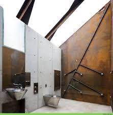 public bathrooms design. Brilliant Public Public Toilet Design Roadside Reststop Akkarvikodden Manthey Kula Architects Inside Bathrooms Design O