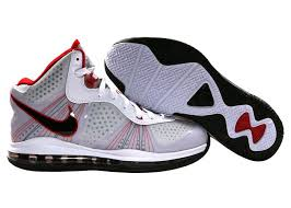 lebron james shoes white. lebron james shoe 2011-nike air max lebron 8 v2 white black red shoes