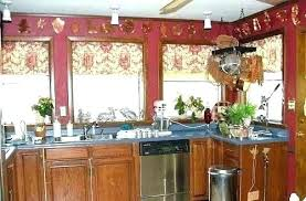 Country Kitchen Curtain Ideas