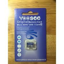 Thẻ nhớ YooSee 64GB chính hãng - Chuyên dụng cho Camera wifi