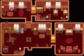 Stardew Valley Farmhouse Interior Design Stardew Designs Stardewdesigns Twitter