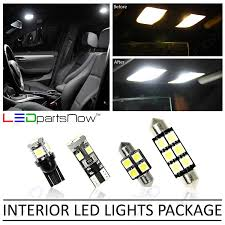 F150 Led Dome Lights Ledpartsnow Interior Led Lights Replacement For 2004 2008 Ford F 150 F150 Accessories Package Kit 5 Bulbs White