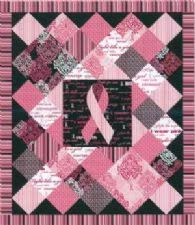8 best breast cancer quilt ideas images on Pinterest | Breast ... & Want to make bit with orange fabric for luekemia Fight Like A Girl Quilt  Pattern (free) by Windham Fabrics, Pink Ribbon Quilt, Breast Cancer  Awareness Adamdwight.com