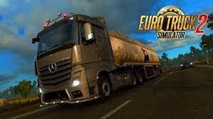 تنزيل وتثبيت لعبة Euro Truck Simulator 2 v1.38 2021 كاملة للكمبيوتر