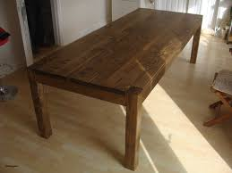 chunky coffee table cool chunky scaffold board dining table tables