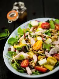 Salade Honing Mosterd Dressing