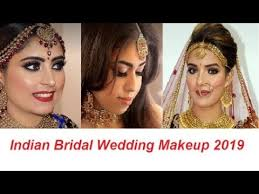best asian indian bridal wedding makeup 2019 bollywood south asian beauty beauty