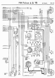1964 ford falcon wiring diagram fuse box location fairlane 57 Ford Ignition Wiring Diagram at 1964 Ford Fairlane Wiring Diagram