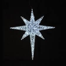 Outdoor Lighting Christmas Stars Giant Star Light Display Christmas Star Decorations Star