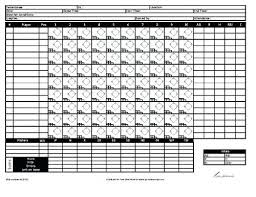 Baseball Score Book Pages On Printable Baseball Scorebook Pages Image 1 Large Big 5 Softball
