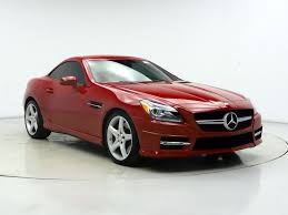 Please enter place or zip code in the language of the vehicle location. Used Mercedes Benz Slk Class For Sale