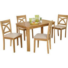 table with chairs. abigail 5 piece dining set table with chairs :
