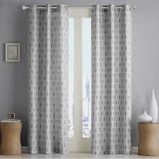 Geometric Patterned Curtains Window Curtains Design Geometric Pattern Curtain Panels Geometric