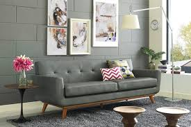 Living room furniture design ideas Modern Living Room Furniture Design Ideas Enticing Grey Leather Sofa With Upholstered Grey Leather Sectional Sofa With Floor Koncept Lighting For Simple Islandbluescom Furniture Immaculate Grey Leather Sofa For Modern Living Room