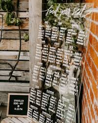 How To Make A Wedding Seating Chart How To Make A Wedding Seating Chart As Stress Free As