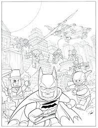Lego Batman Coloring Page Batman Movie Coloring Pages Lego Batman