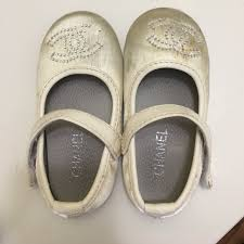 chanel kids shoes. chanel shoes - authentic kids chanel o