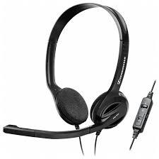 <b>Гарнитура Sennheiser PC 36</b> Call Control (черный)