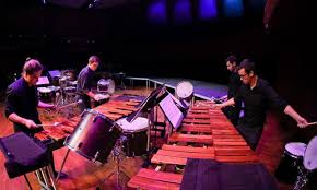 James Madison University - JMU Percussion Ensemble Members to Perform with So  Percussion at Forbes Center