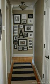 hallway lighting pinterest. Small Hallway Decor Framed Photos Best Decorating Ideas On Pinterest Picture Walls Photo Lighting W
