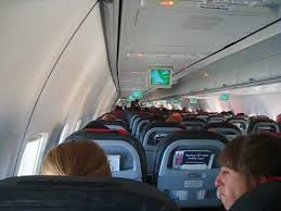 Xtra Airways Seating Chart Cabin View Xtra Airways B737 800 N881xa From Oslo To Verona 11 08 2017