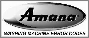 Frigidaire Affinity Front Load Washing Machine Error Fault Codes Lavadora Haier Error 2